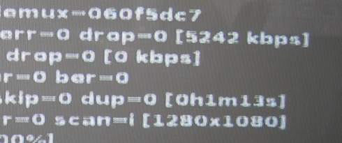 Flux télé hd freebox optique